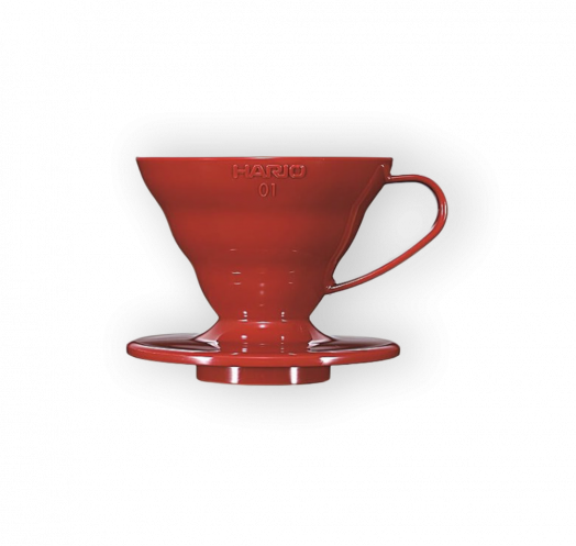 Hario V60 Red plastic 01