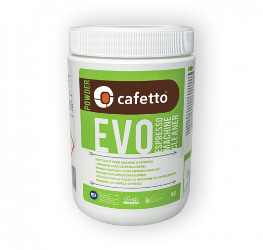 Detergente cafeteras Cafetto EVO