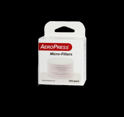 Filtros papel AeroPress