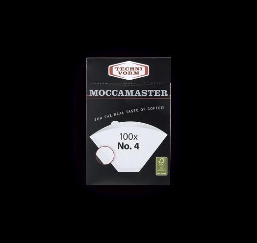 Filtros Moccamaster nº4